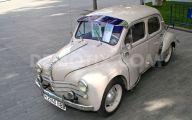 Old Renault Cars 7 Car Background