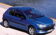 Peugeot 206 Model 1 Cool Car Wallpaper