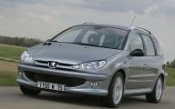 Peugeot 206 Model 11 Background