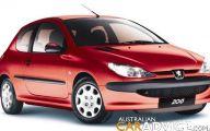Peugeot 206 Model 18 High Resolution Wallpaper