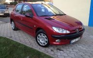 Peugeot 206 Model 20 Wide Wallpaper