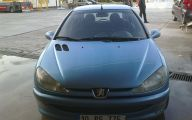 Peugeot 206 Model 22 Car Desktop Background