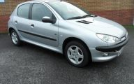 Peugeot 206 Model 25 Cool Wallpaper