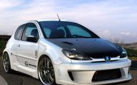 Peugeot 206 Model 29 Car Desktop Wallpaper