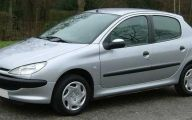 Peugeot 206 Model 7 Background
