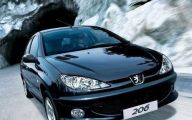 Peugeot 206 Model 8 Background