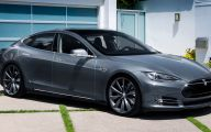 Pre Owned Tesla Model S 16 Car Background