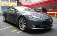 Pre Owned Tesla Model S 24 High Resolution Wallpaper