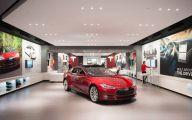 Pre Owned Tesla Model S 26 Background