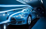 Pre Owned Tesla Model S 30 High Resolution Wallpaper