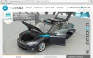 Pre Owned Tesla Model S 32 Car Background
