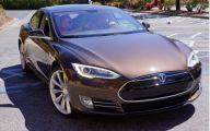 Pre Owned Tesla Model S 42 Free Wallpaper