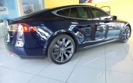 Pre Owned Tesla Model S 6 Wide Wallpaper