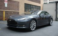 Pre Owned Tesla Model S 8 High Resolution Car Wallpaper