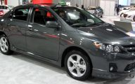 Toyota Corolla 13 Widescreen Car Wallpaper