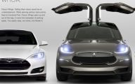 2016 Tesla Model X Price 34 Car Background