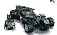 Batmobile 12 Wide Wallpaper