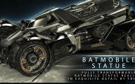 Batmobile 2 Cool Hd Wallpaper
