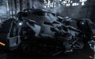 Batmobile 4 Wide Wallpaper