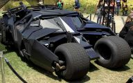 Batmobile 6 High Resolution Car Wallpaper