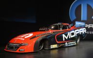 Funny Car 1 Background Wallpaper