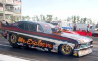 Funny Car 10 Background