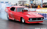 Funny Car 38 Car Background Wallpaper