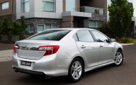 Toyota Corolla 27 Background Wallpaper