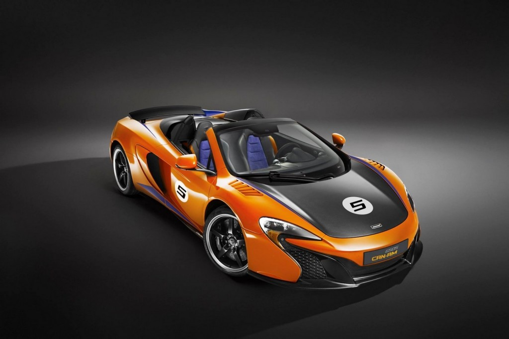 2015 Mclaren 650S Spider 18 Background