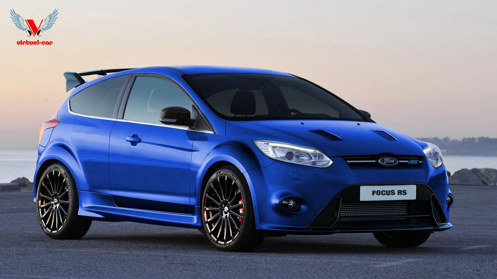 2016 Ford Focus 16 High Resolution Car Wallpaper