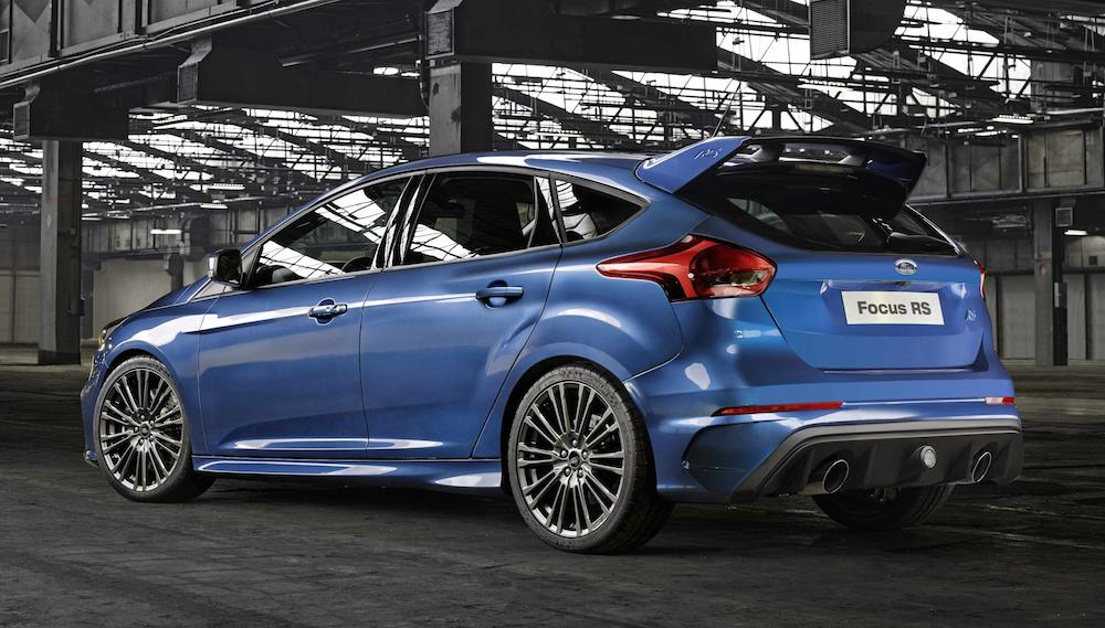 2016 Ford Focus 36 Car Background