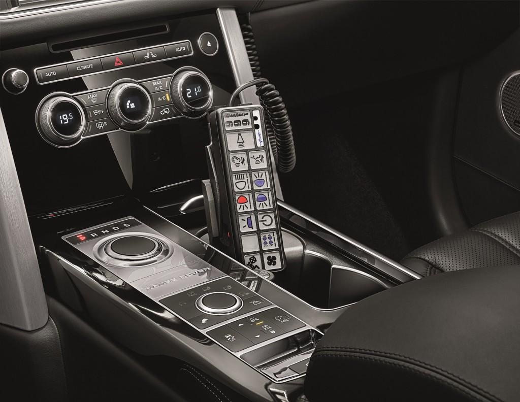 2016 Land Rover Range Rover 28 Car Desktop Wallpaper