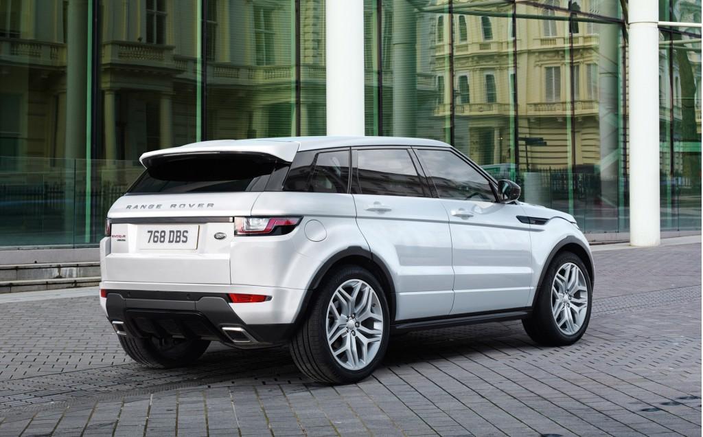 2016 Land Rover Range Rover 4 Car Desktop Wallpaper
