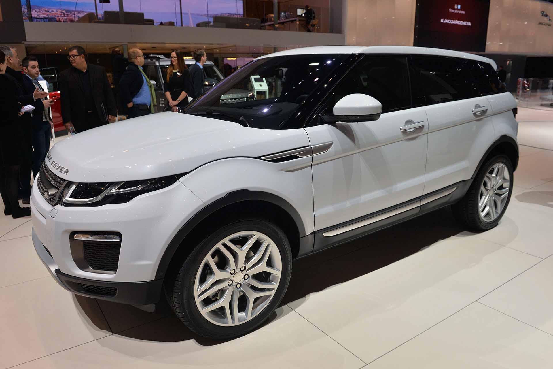 2016 Land Rover Range Rover 7 Widescreen Wallpaper