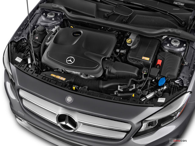 2016 Mercedes Benz  Gla-Class 29 High Resolution Car Wallpaper