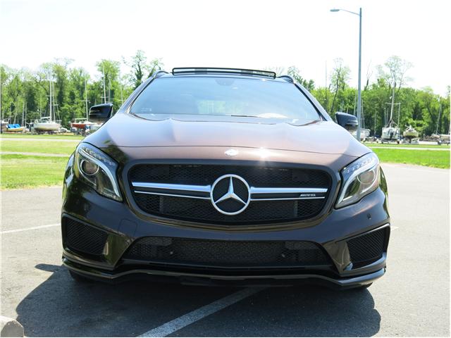 2016 Mercedes Benz  Gla-Class 33 High Resolution Wallpaper