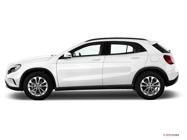 2016 Mercedes Benz  Gla-Class 41 Wide Wallpaper