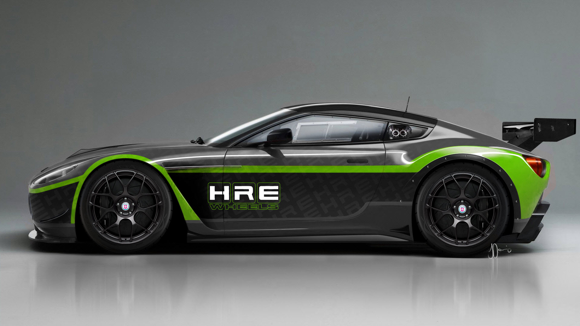Aston Martin Cars 26 Widescreen Wallpaper