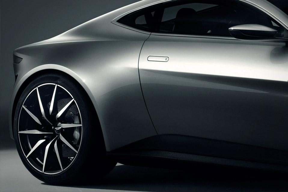 Aston Martin Db10 5 Car Desktop Background