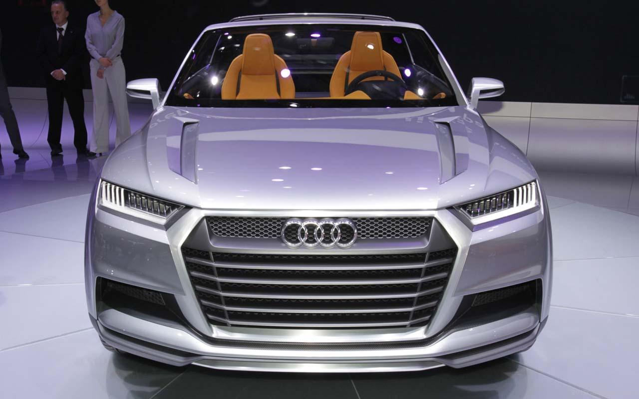 Audi Cars 2015 29 Wide Car Wallpaper