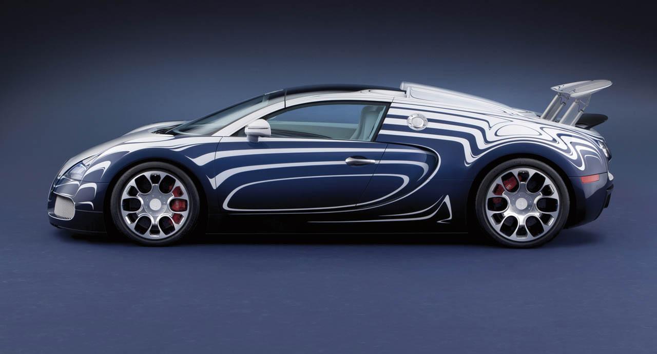 Bugatti Cars 3 Wide Wallpaper