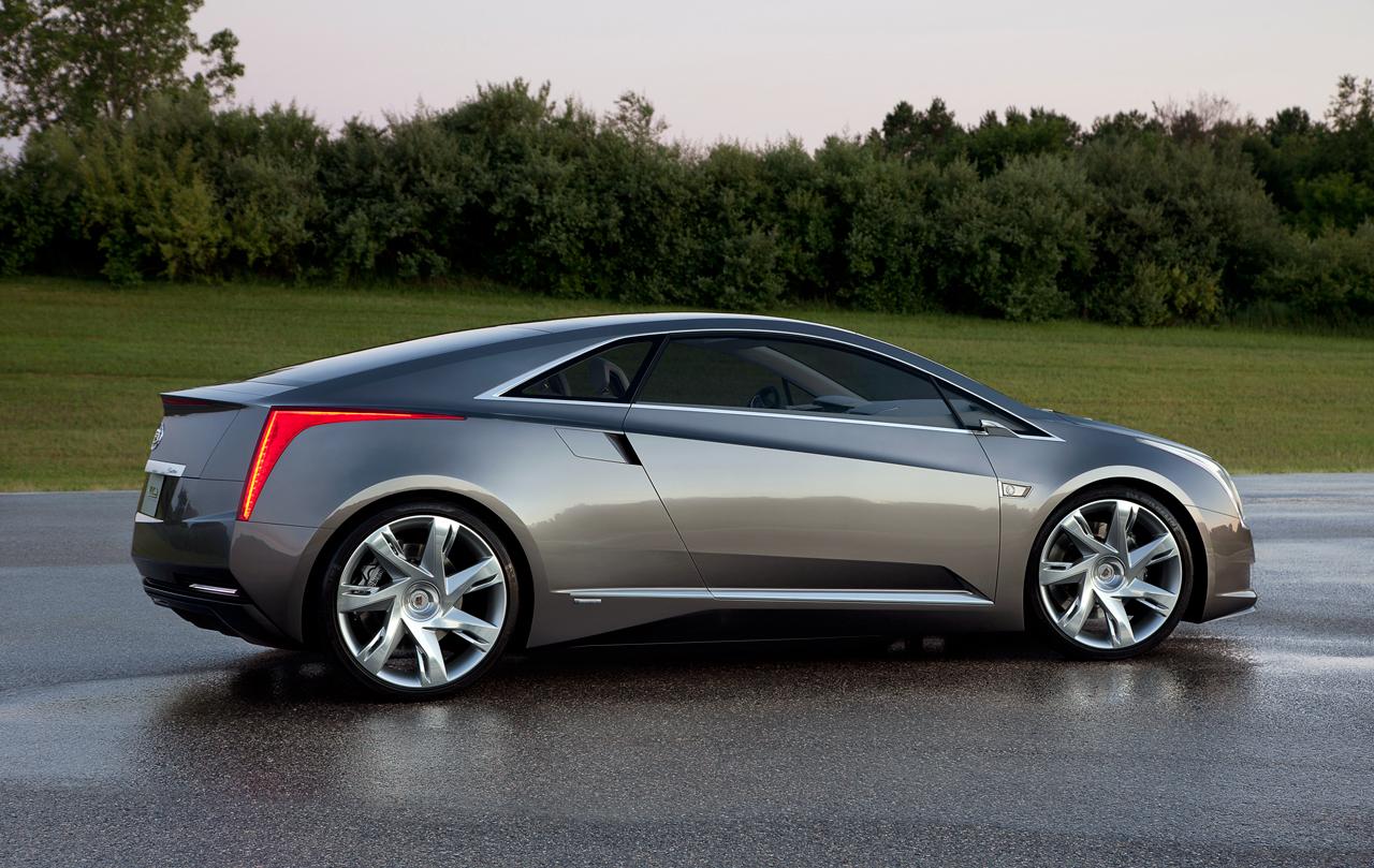 Cadillac Cars 8 Widescreen Wallpaper