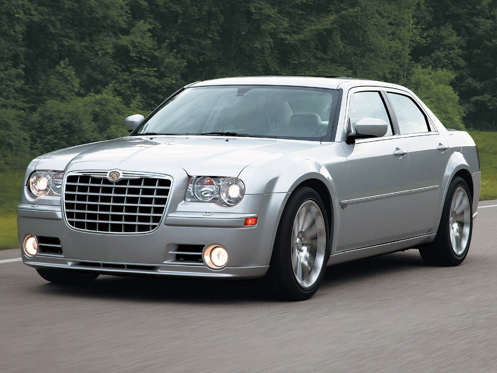 Chrysler 300 5 Car Background Wallpaper