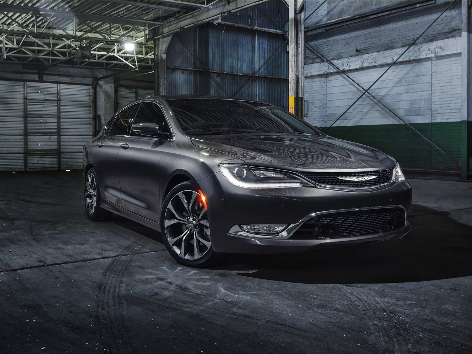 Chrysler Cars 2015 16 Car Background