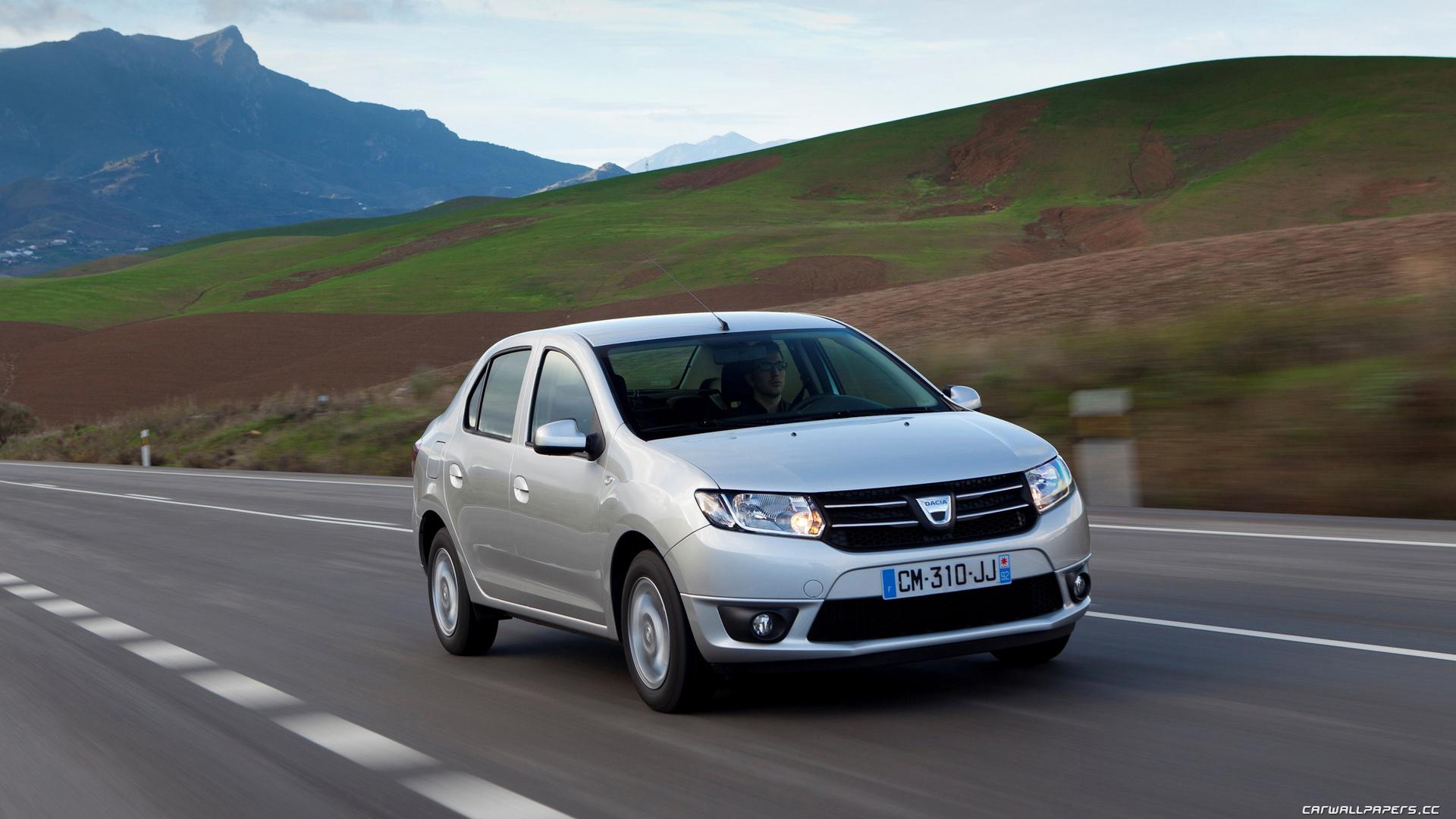 Dacia Cars 5 Car Background