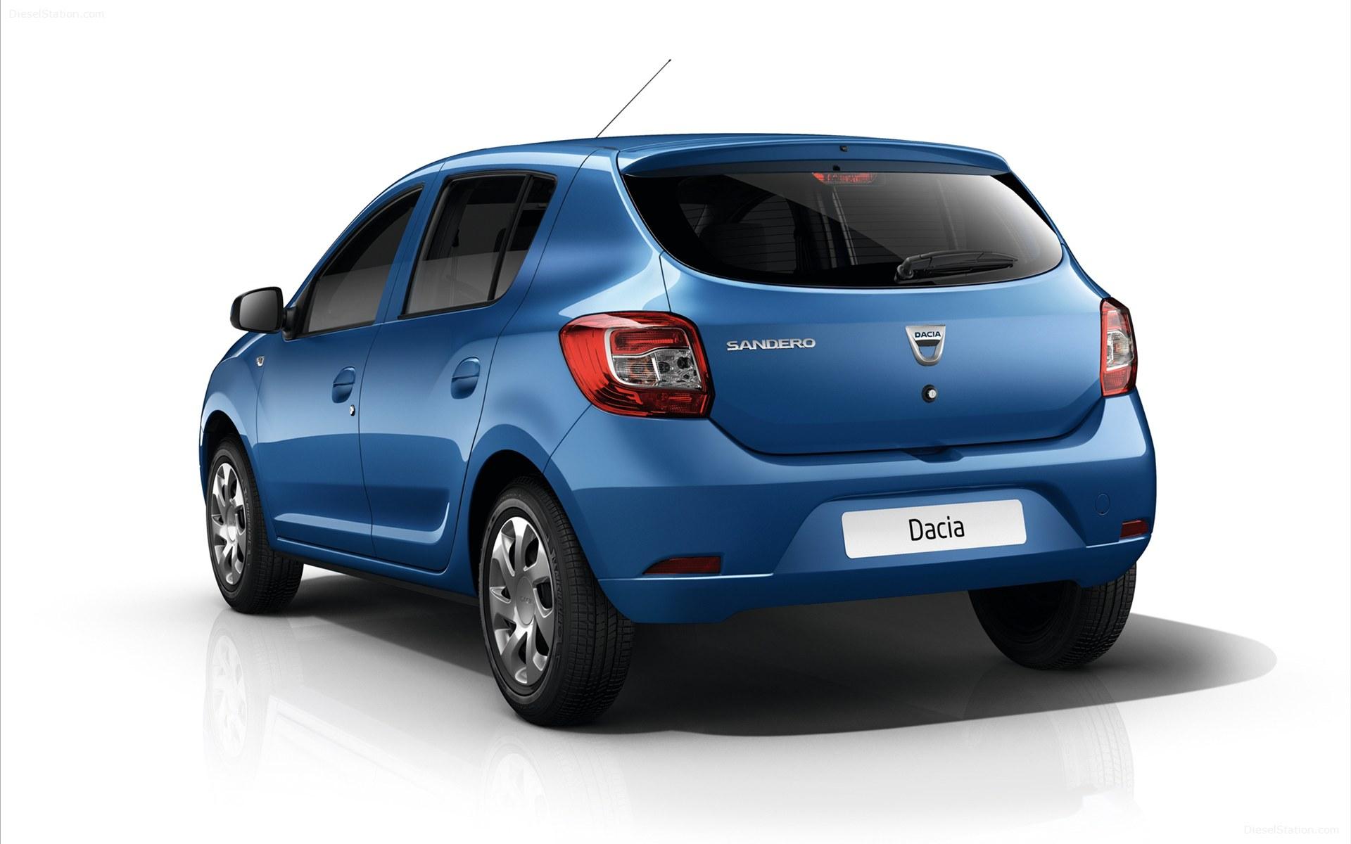 Dacia Cars 8 High Resolution Wallpaper