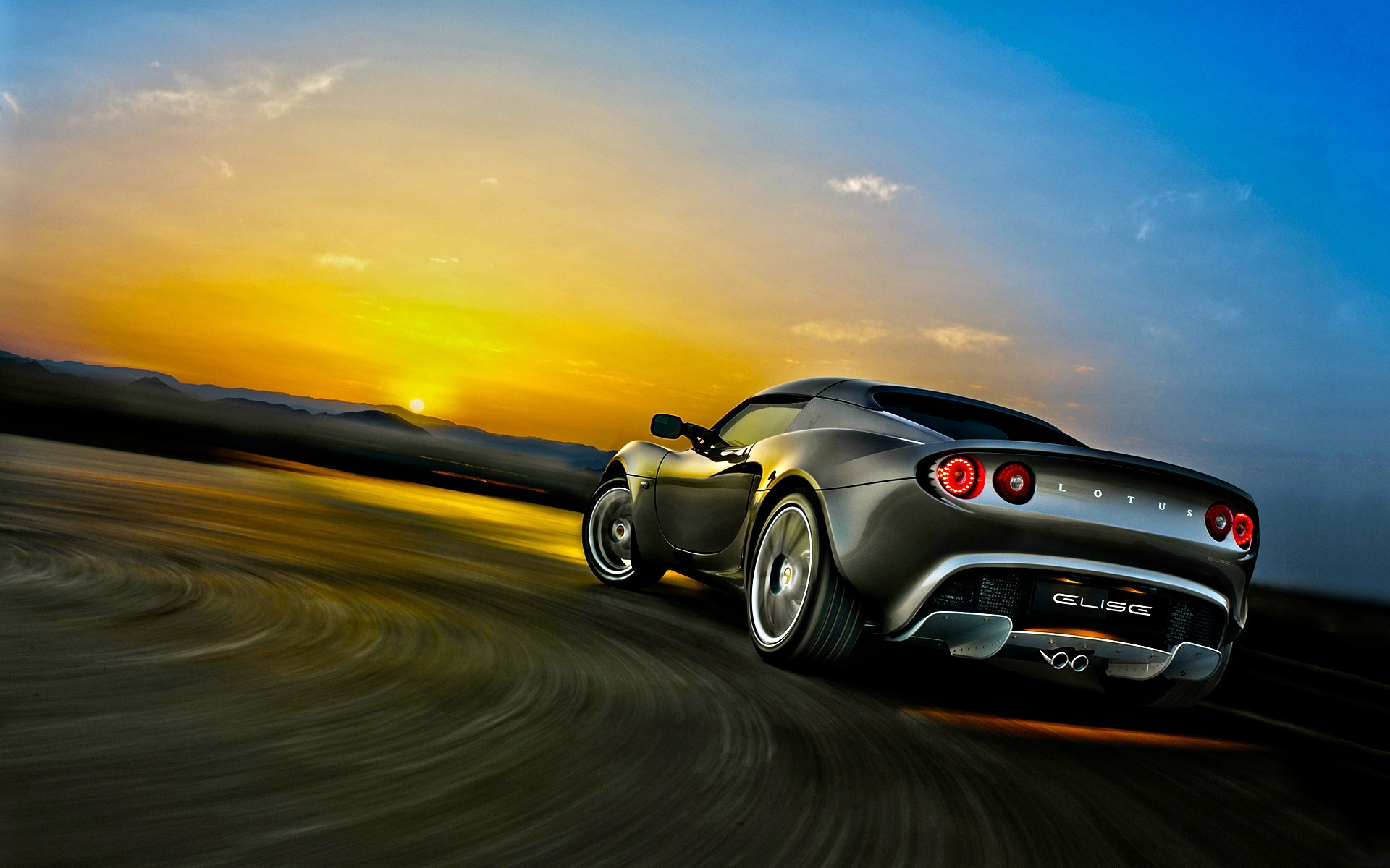 Elise Sports Car 11 Wide Car Wallpaper