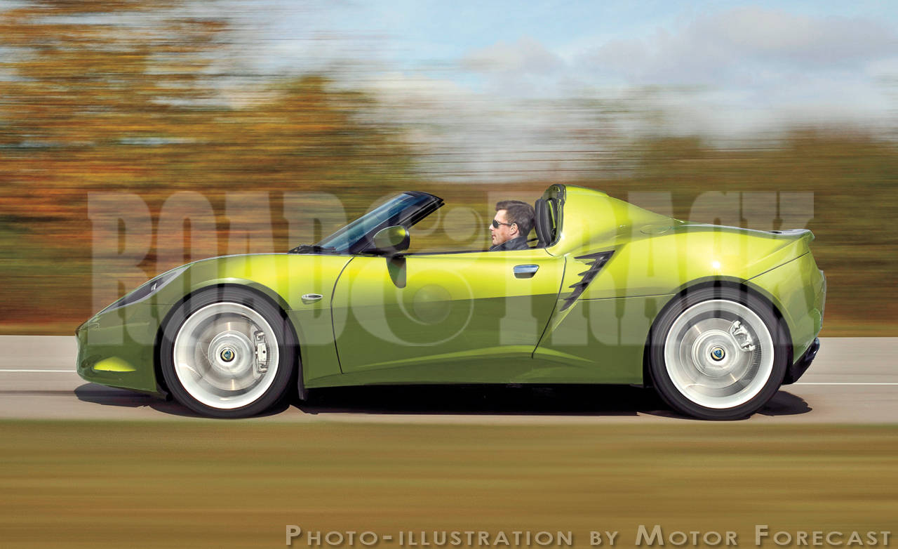 Elise Sports Car 26 Cool Wallpaper