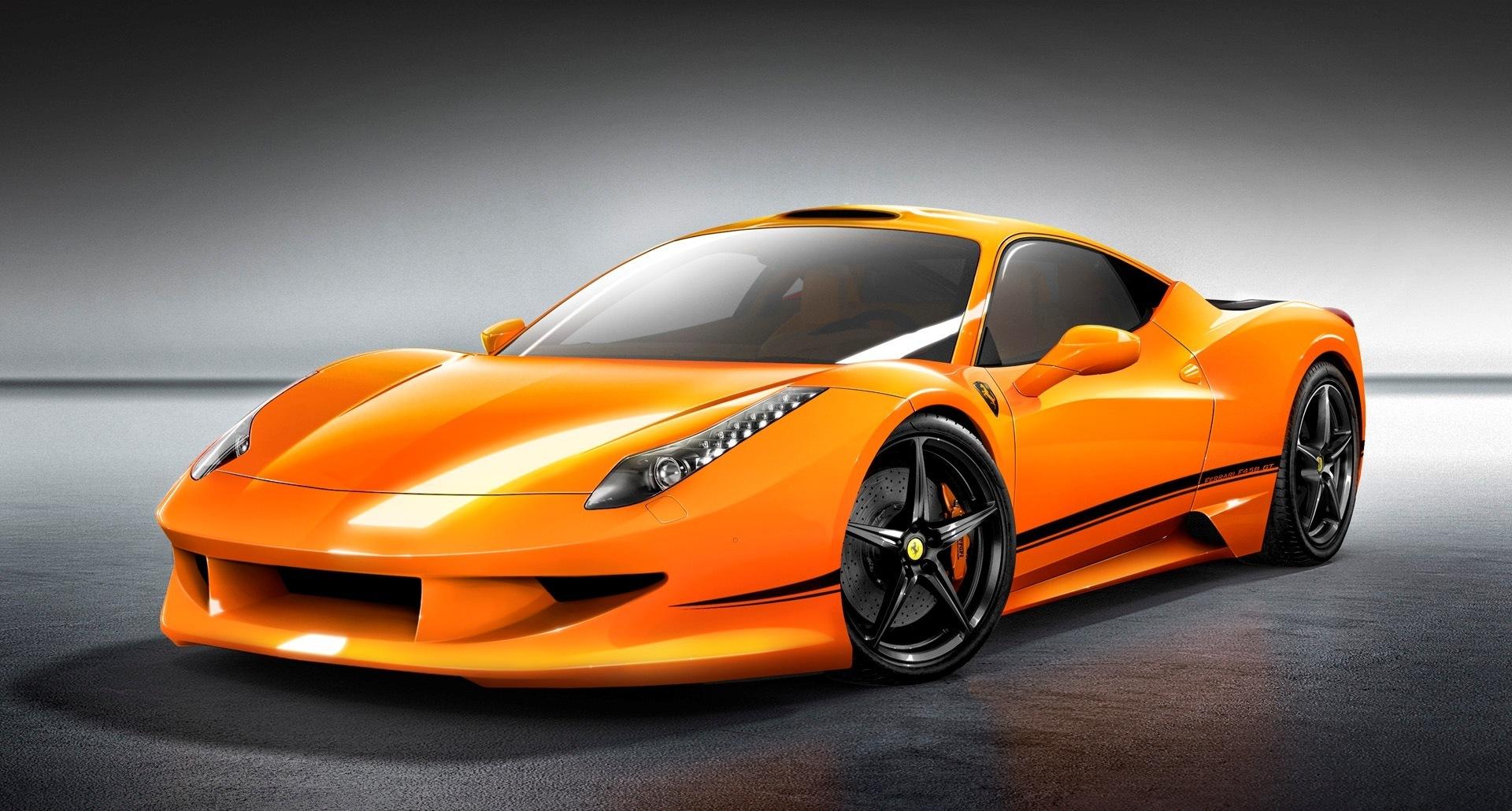 Ferrari Cars 11 Hd Wallpaper