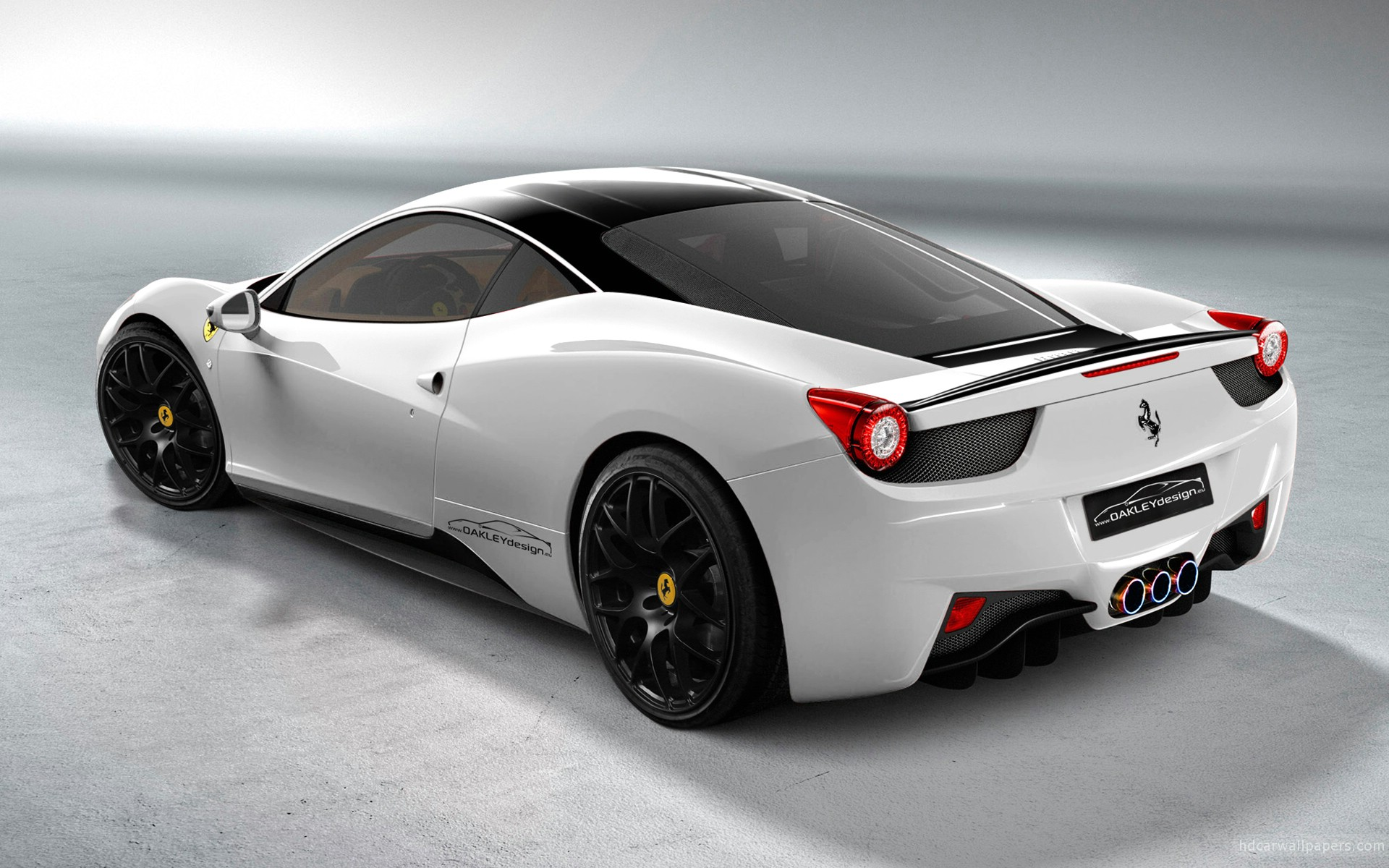 Ferrari Cars 4 Free Wallpaper